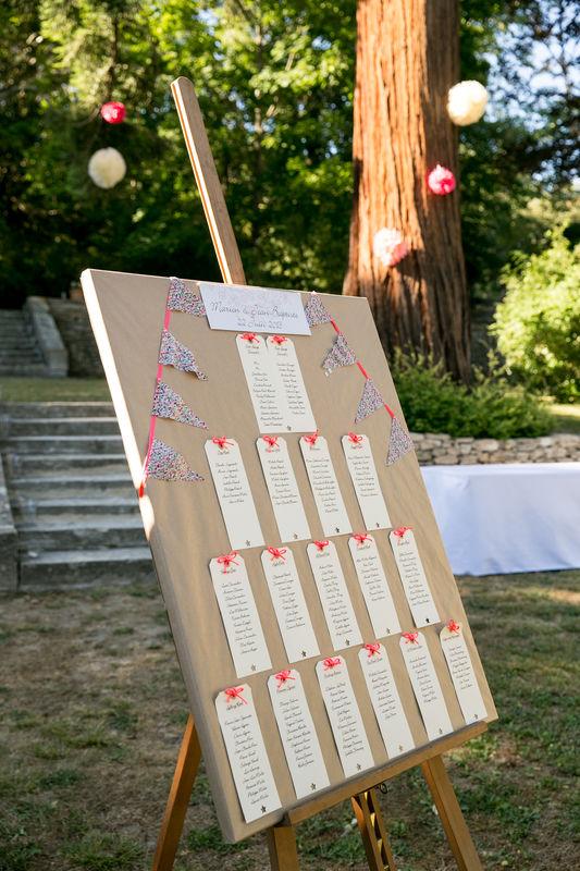 Mariage de Marion & Jean-Baptiste, organisé à L'Isle sur la Sorgue en Provence, thème Vintage, décoration Laëtitia C Crédit Studio Cabrelli