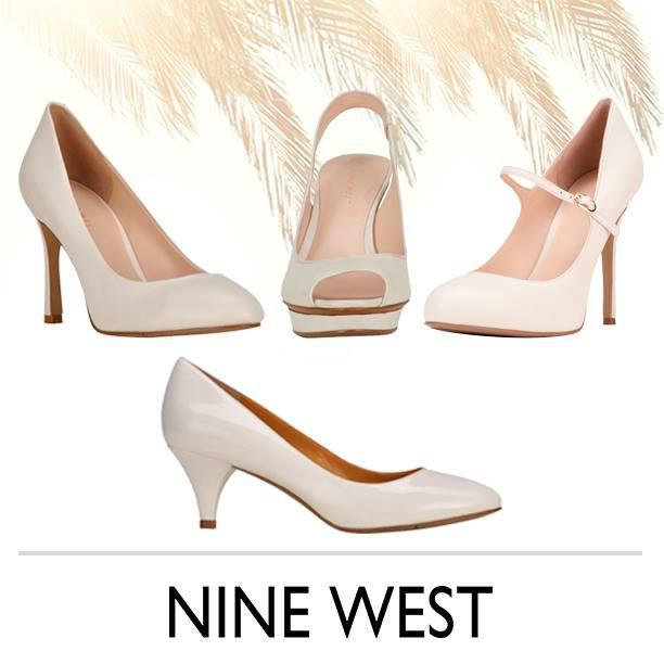 Zapatos para novia e invitadas - Foto Nine West