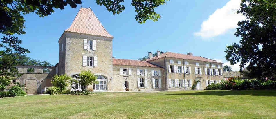 Chateau Saint Loup en Albert