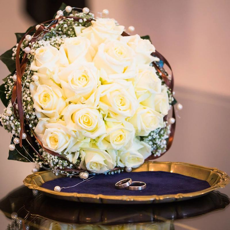 Beispiel: Hochzeitsshooting, Foto: LichtBildQuadrat.