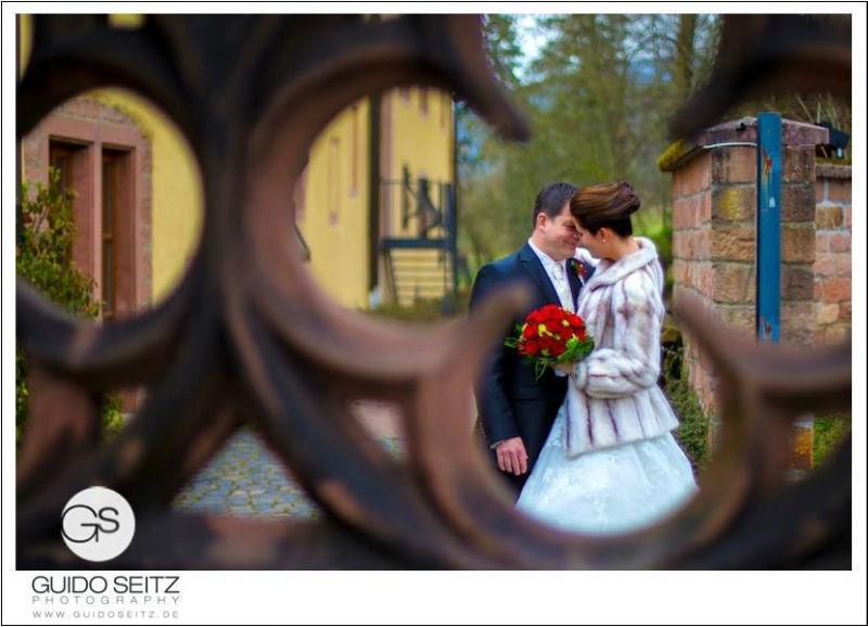 Beispiel: Künstlerische Hochzeitsfotos, Foto: Guido Seitz Photography.