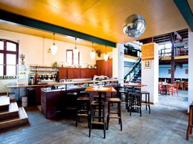Beispiel: Bar, Foto: Restaurant Hofstall.