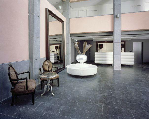 Beispiel: Foyer, Foto: Gerbermühle.