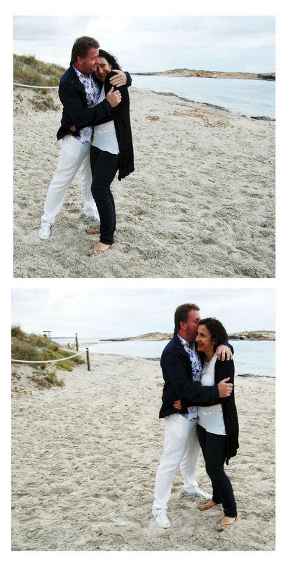 Fotos pre-boda Isabel Sobregrau.