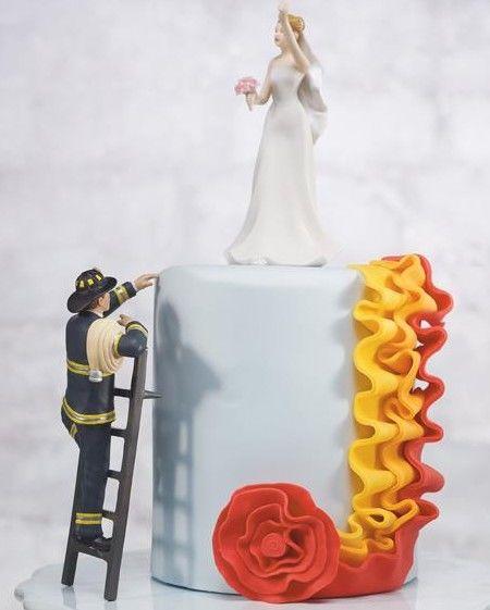 Figurine mariage