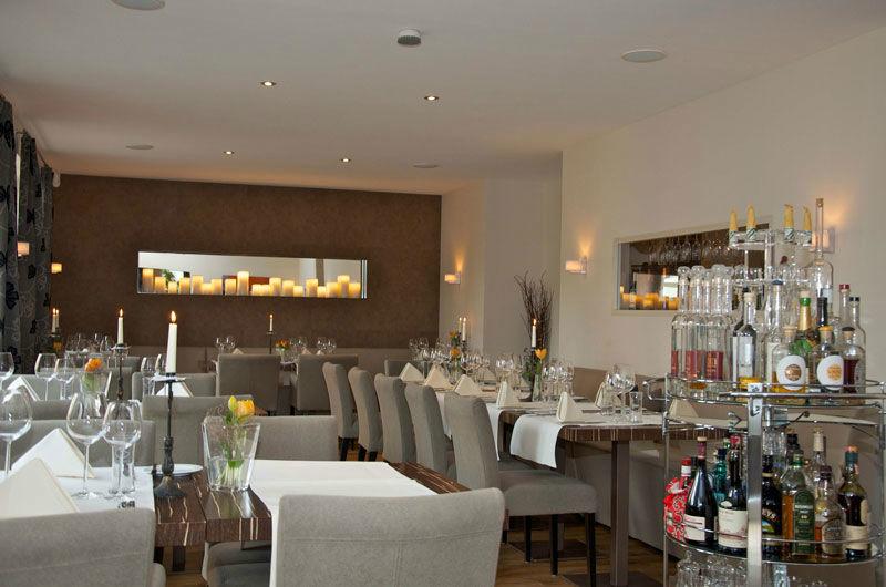 Beispiel: Räumlichkeiten, Foto: Restaurant Meersalz.