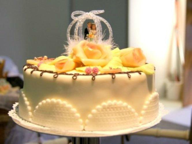 Beispiel: Leckere Torten für Ihren großen Tag, Foto: monas-torten-art.ch.