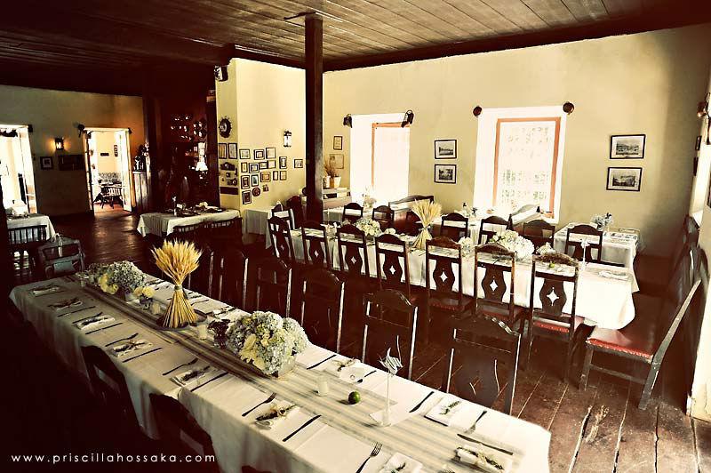 Restaurante Os Esquilos. Fotos: Priscilla Hossaka
