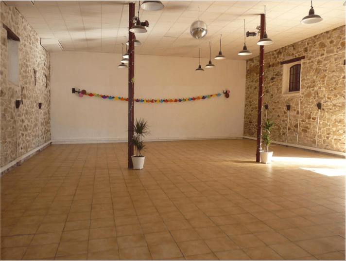 Salle de Réception - La Meduse