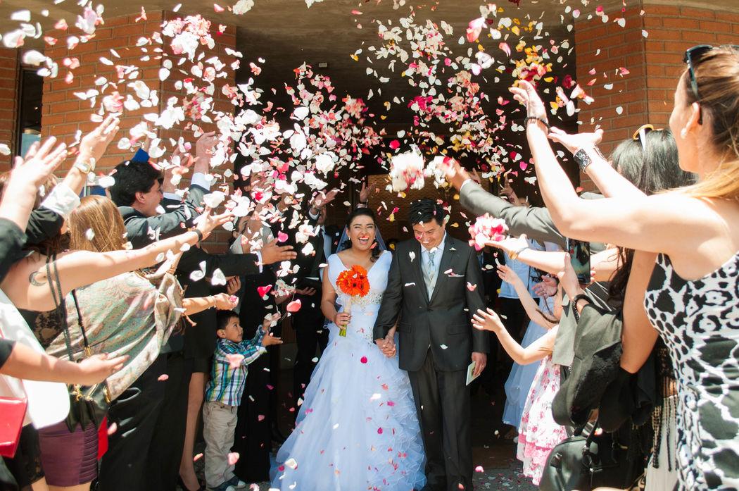 Matrimonio Nicole y Esteban
