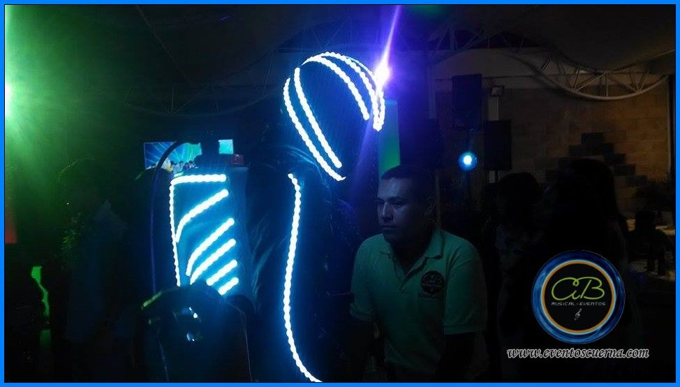 Cyborg LED