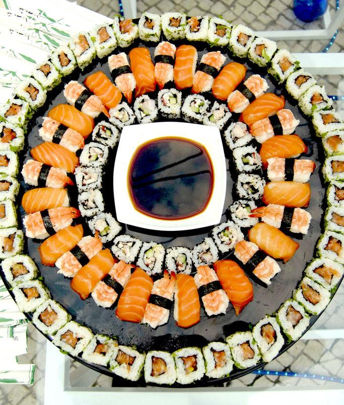 F&B - Sushi (Casa do Marquês)
