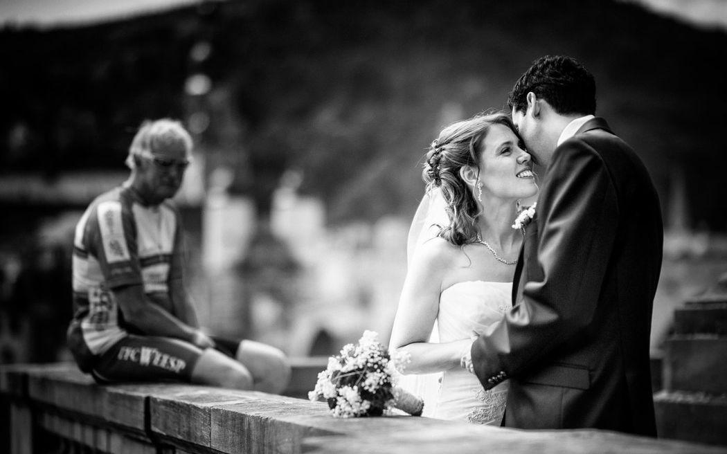 Beispiel: Hochzeitsreportagen, Foto: Robin Schimko Photography.