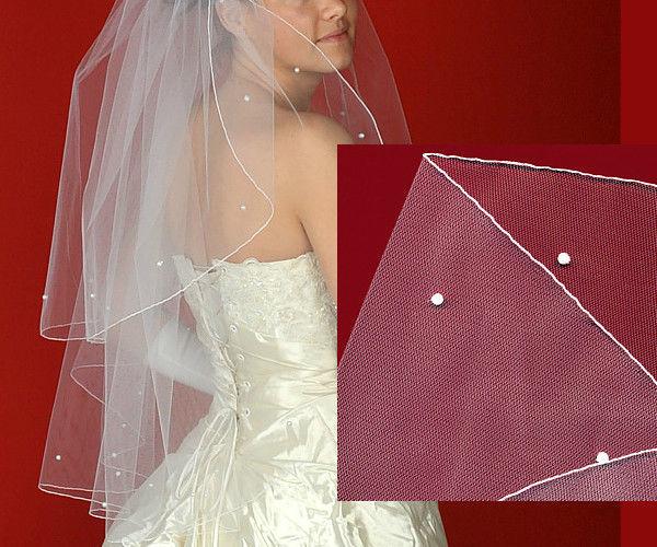 Beispiel: Schleier, Foto: Brautmode-VIP.