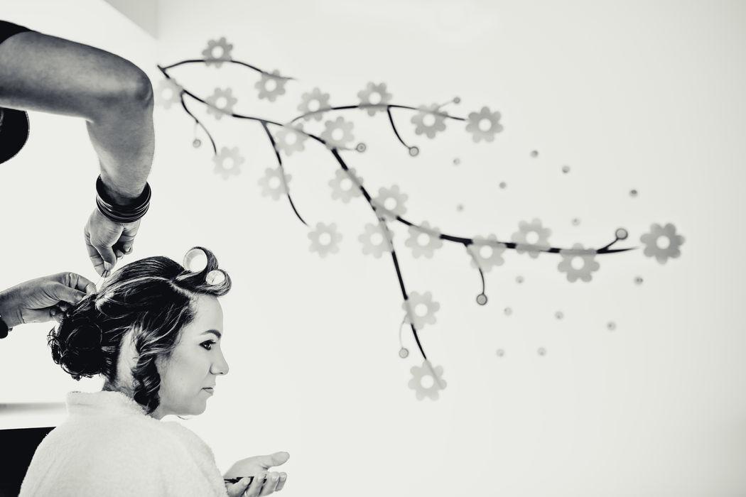 Fotografía preparativos de boda