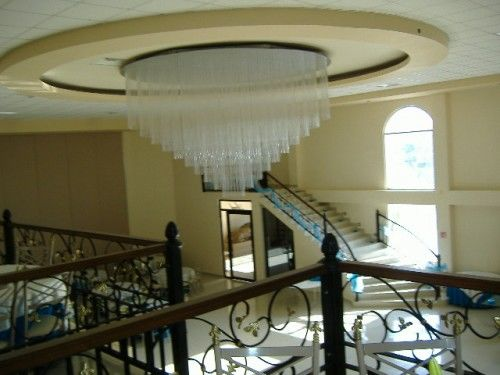Entradas y escaleras de presentación - Foto Villa Mont Eventos