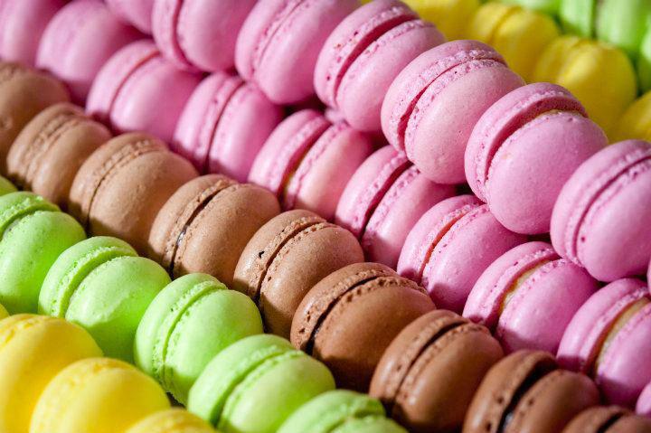Macarons sortidos Rafaela Panisset