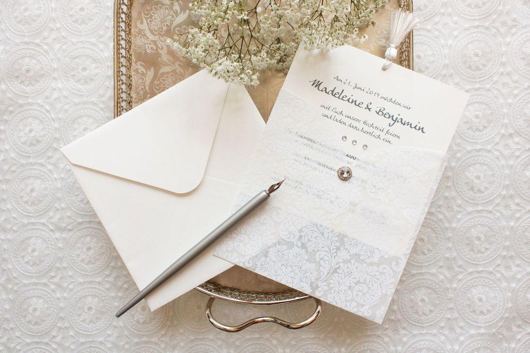 Hochzeitseinladung LILLY