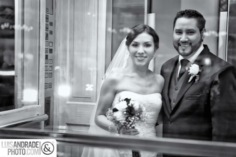 Fotografía especializada en bodas - Foto Luis Andrade Photography