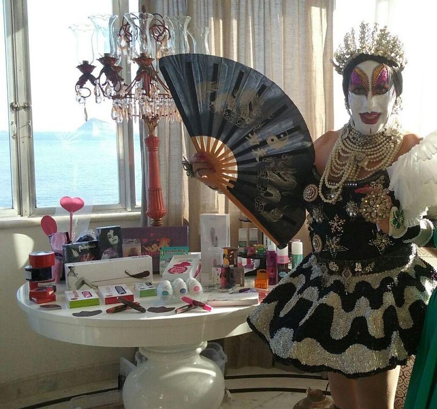 Drag Queen Animadora