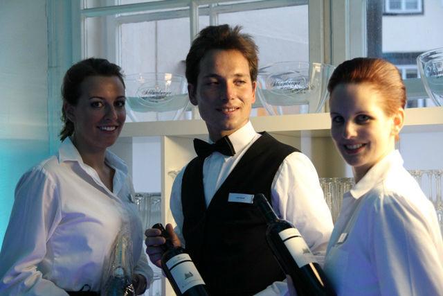 Beispiel: Freundliches und kompetentes Team, Foto: Lux & Lauris.