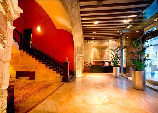 Meliá Palacio de Tudemir Boutique Hotel
