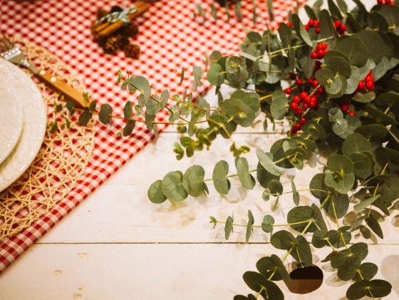 Decoración Navidad - proyecto escaparate