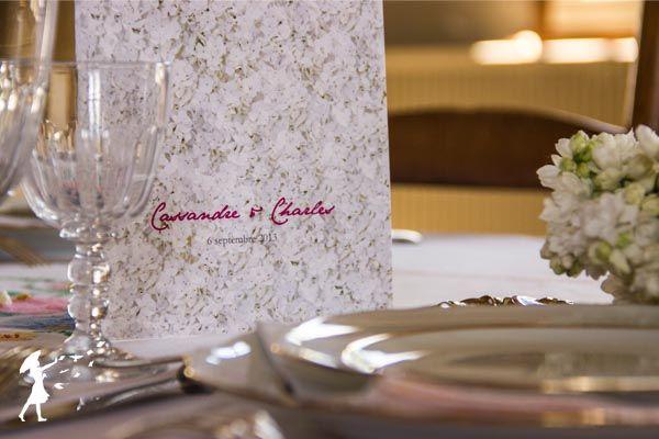 Collection Valse Florale : Un bouquet de fleur blanche et parfumée qui annonce la beauté d'une journée élégante.