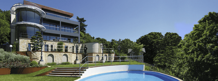 Große Poolanlage, Foto: Villa Via Lapis