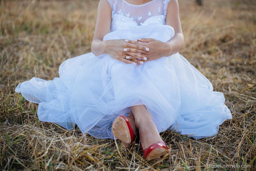 Ensaio de noiva