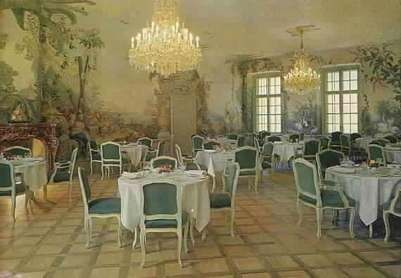 Beispiel: Festbankett, Foto: Bundeskanzleramt - Schloss Laudon.