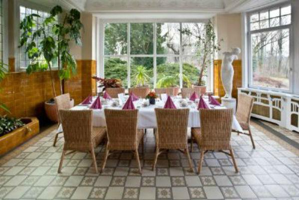 Beispiel: Wintergarten, Foto: Villa Haar.