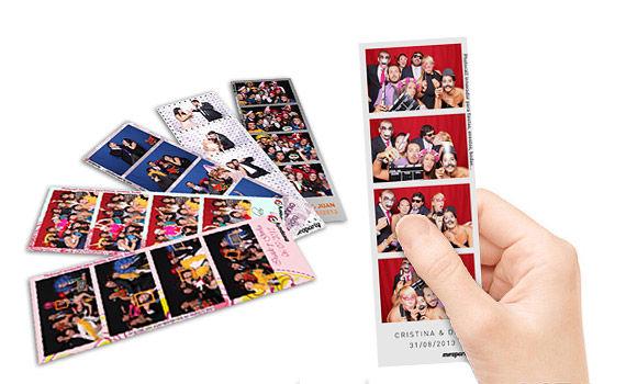 Fotos ilimitadas y personalizables