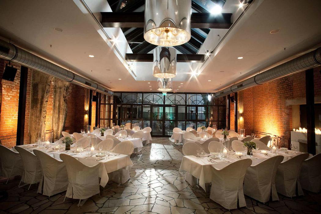 Beispiel: Innenraum, Foto: Gastwerk Hotel.