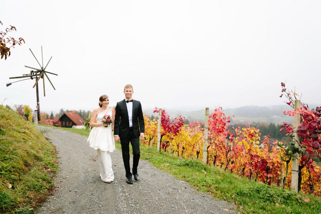 Beispiel: Begleitung am Hochzeitstag,  Foto: wedding AGENCY