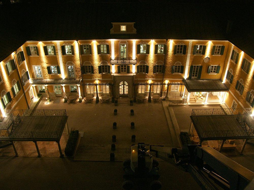 Beispiel: Abendliche Beleuchtung, Foto: Gwandhaus.