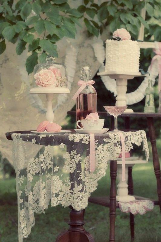 Vintage Rosa