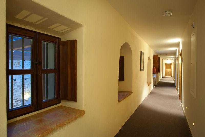 Interiores Hotel