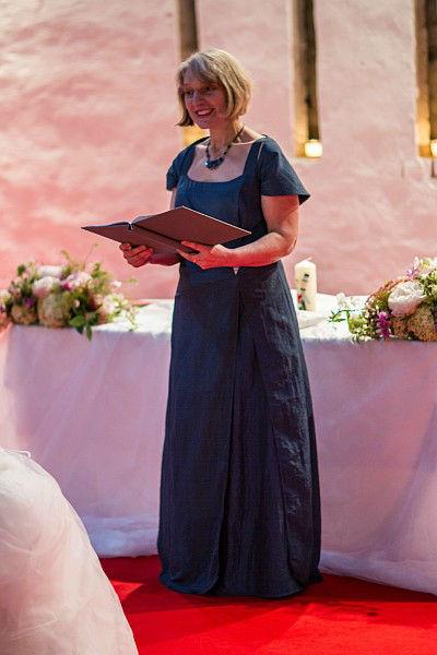 Beispiel: Die Hochzeitsrede, Foto: Anna Held Zeremonien.