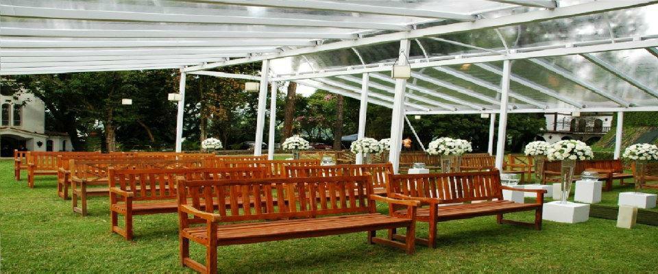 Cobertura de luxo para Casamentos