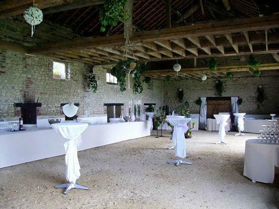 La Grange de Fontenay- espace cocktail