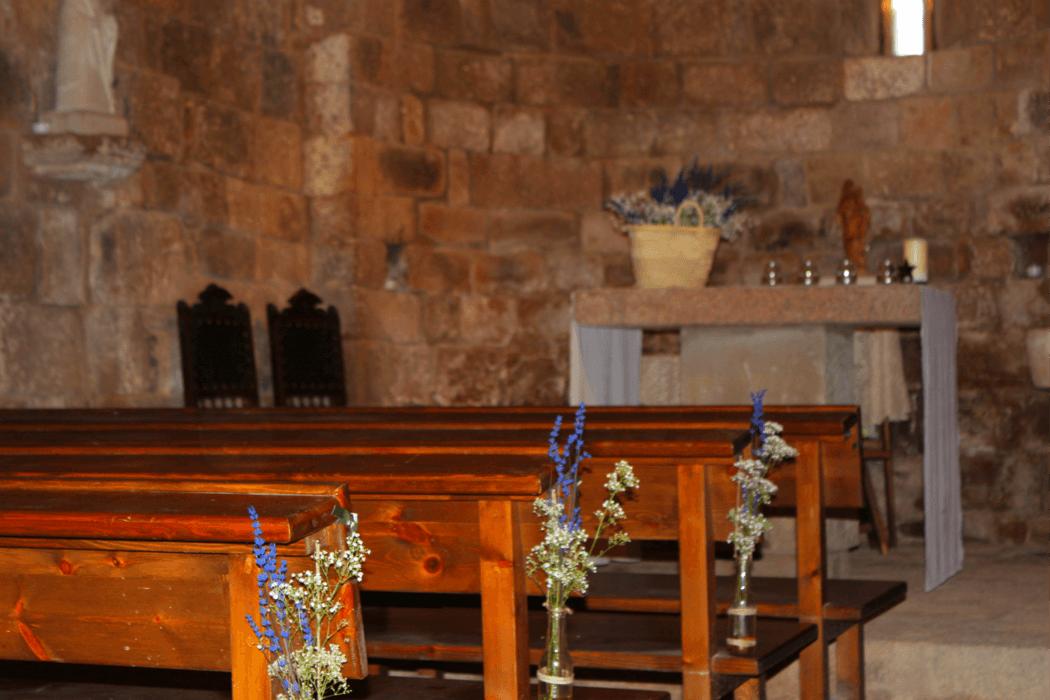 Ceremonia Religiosa en nuestra ermita del s.VIII