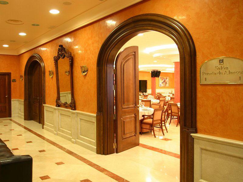 Hotel Sercotel Guadiana.