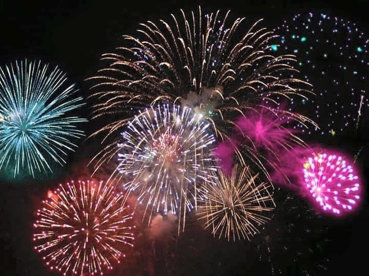 Fireworks Querétaro