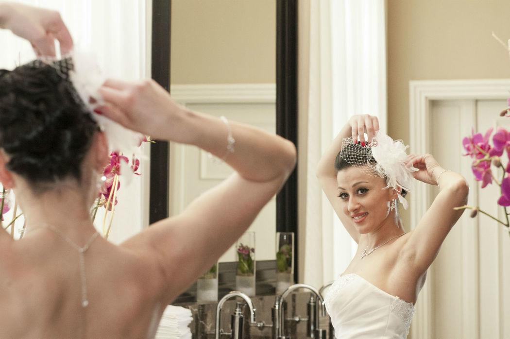Beispiel: Persönliche Begleitung am Hochzeitstag, Foto: Drei Haselnüsse.