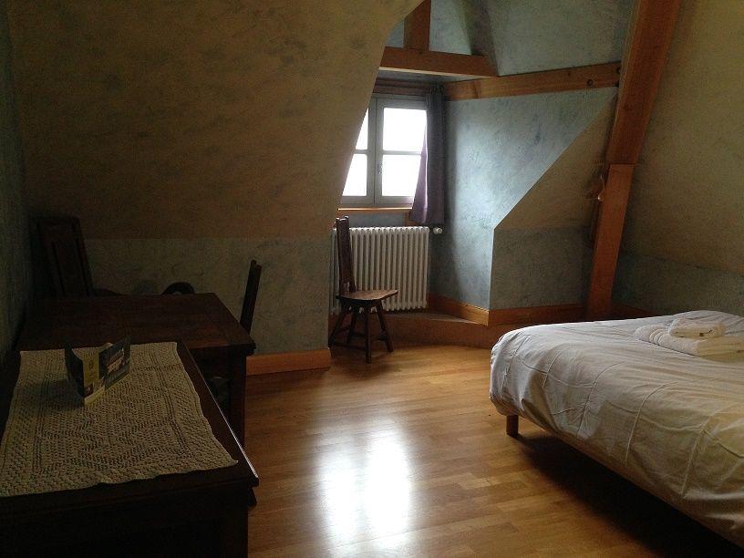 chambre du château