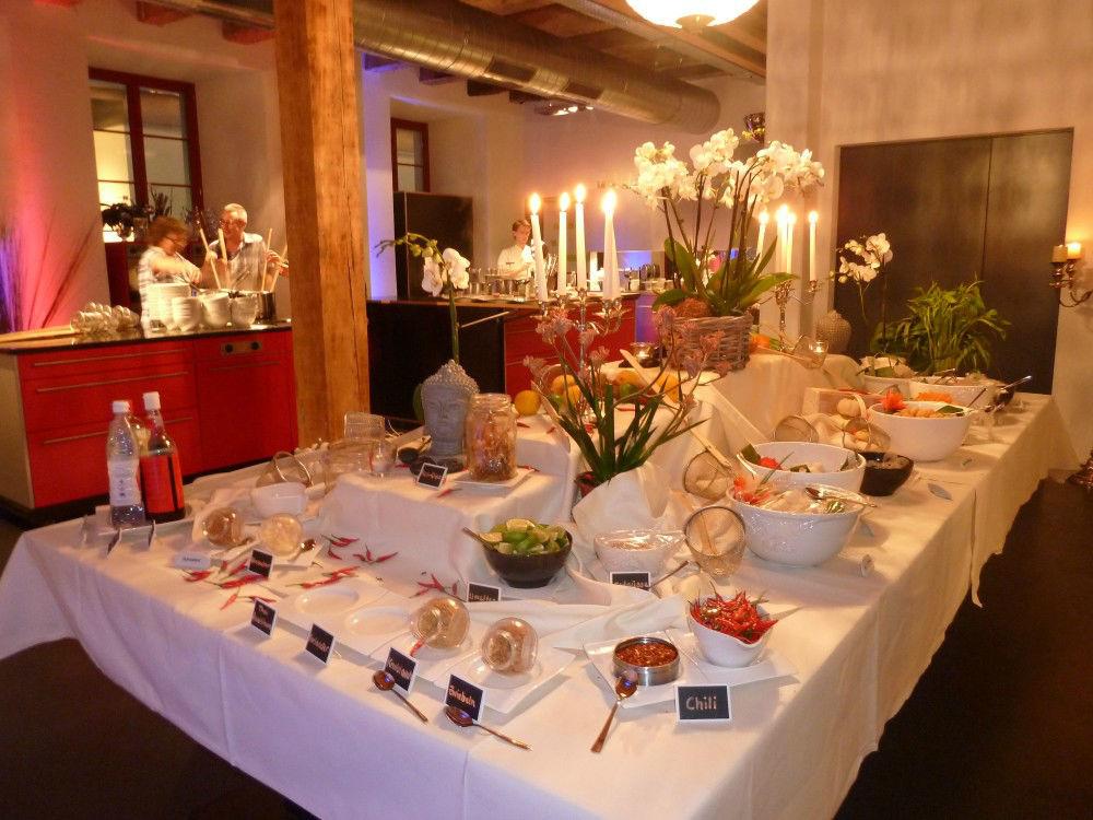 Beispiel: Eventabend, Foto: Alte Spinnerei Rupperswil