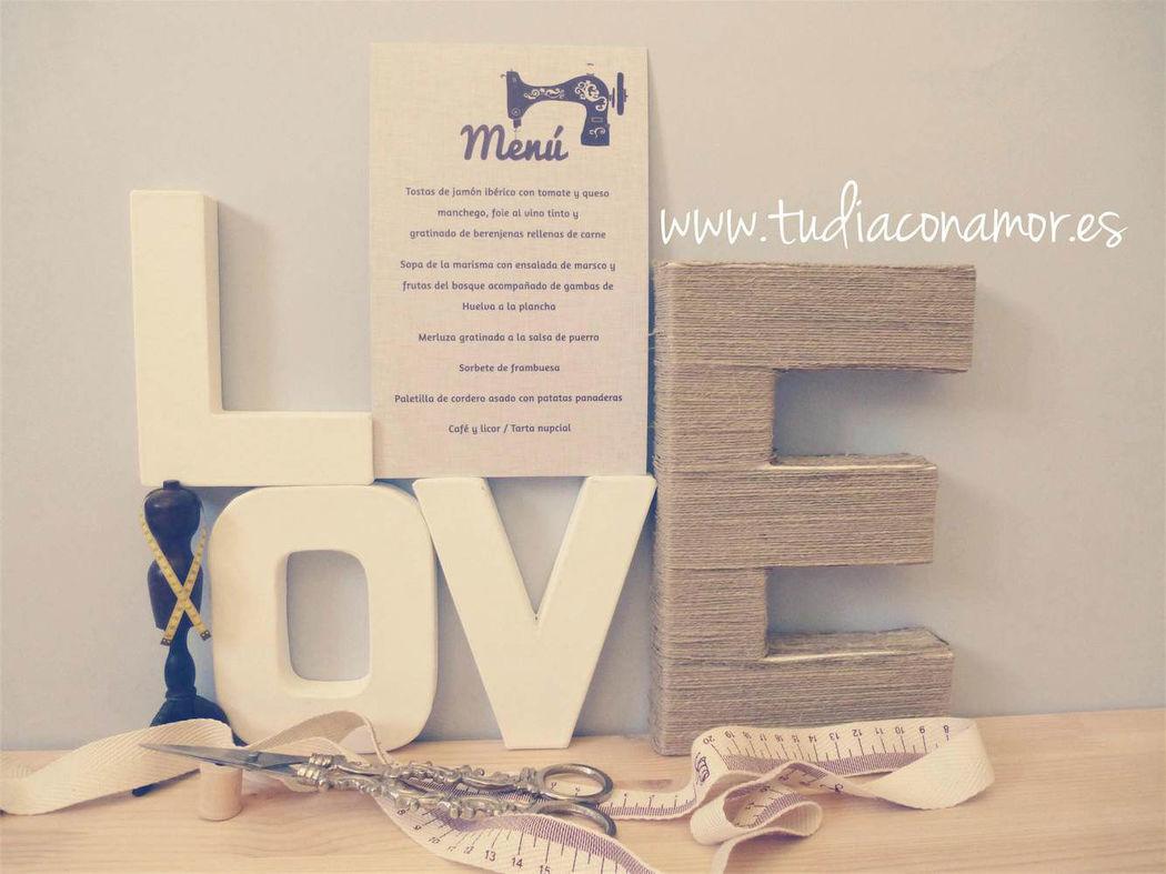 Invitaciones de boda temáticas