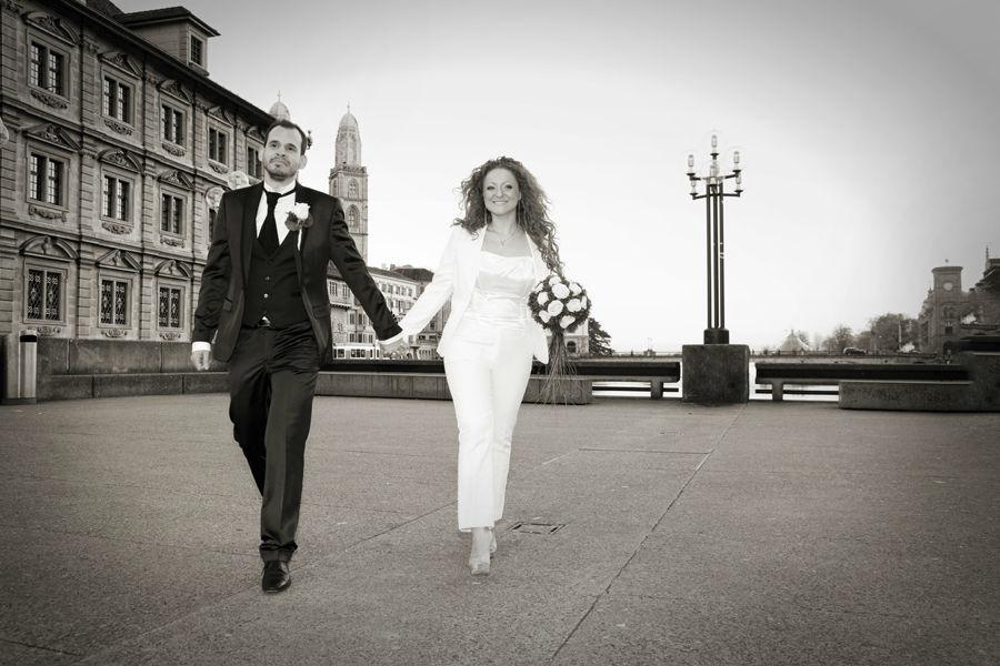Beispiel: Ihre Hochzeitsreportage, Foto: Cut & Shoot.