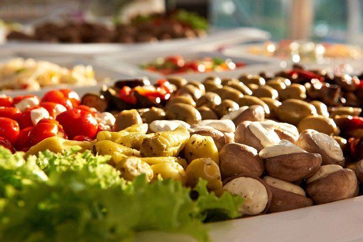 Beispiel: Gastronomische Highlights, Foto: Beachclub Schleusenperle.